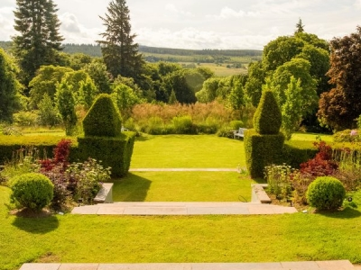 Northern Scotland Garden - 1