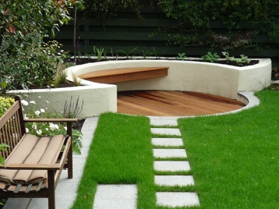 Contemporary Garden - 1